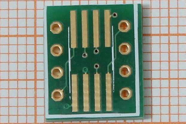 SMD Adapter SOT08, SO08W