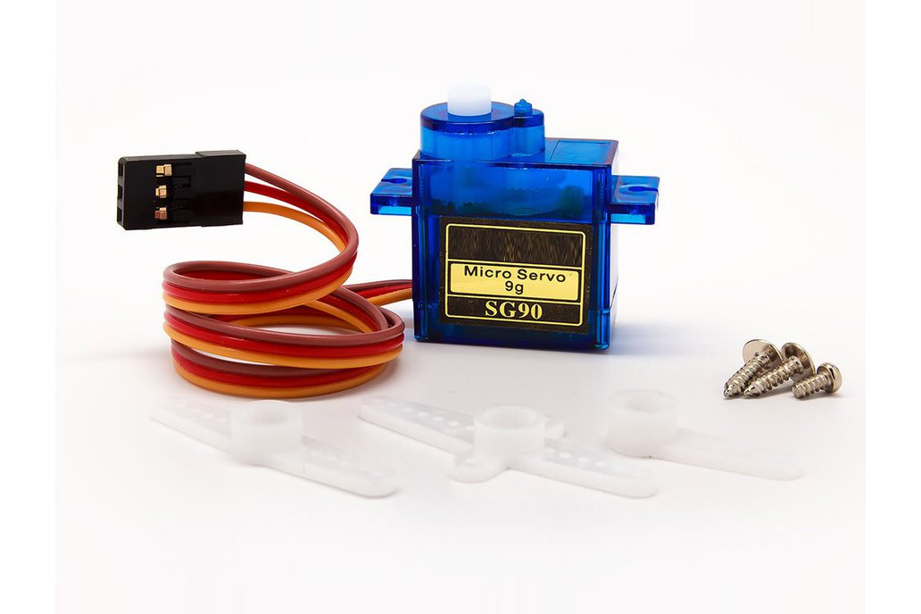 9g Micro Servo for RC and Drones 1
