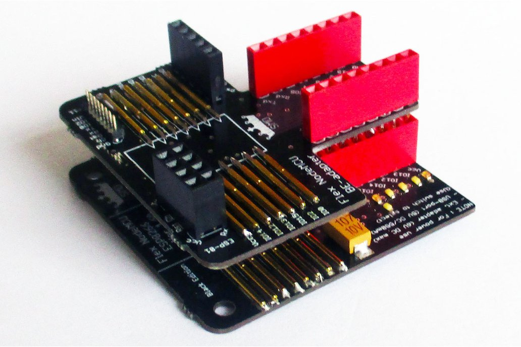Flex Red Devil ESP8266 Programmer 1