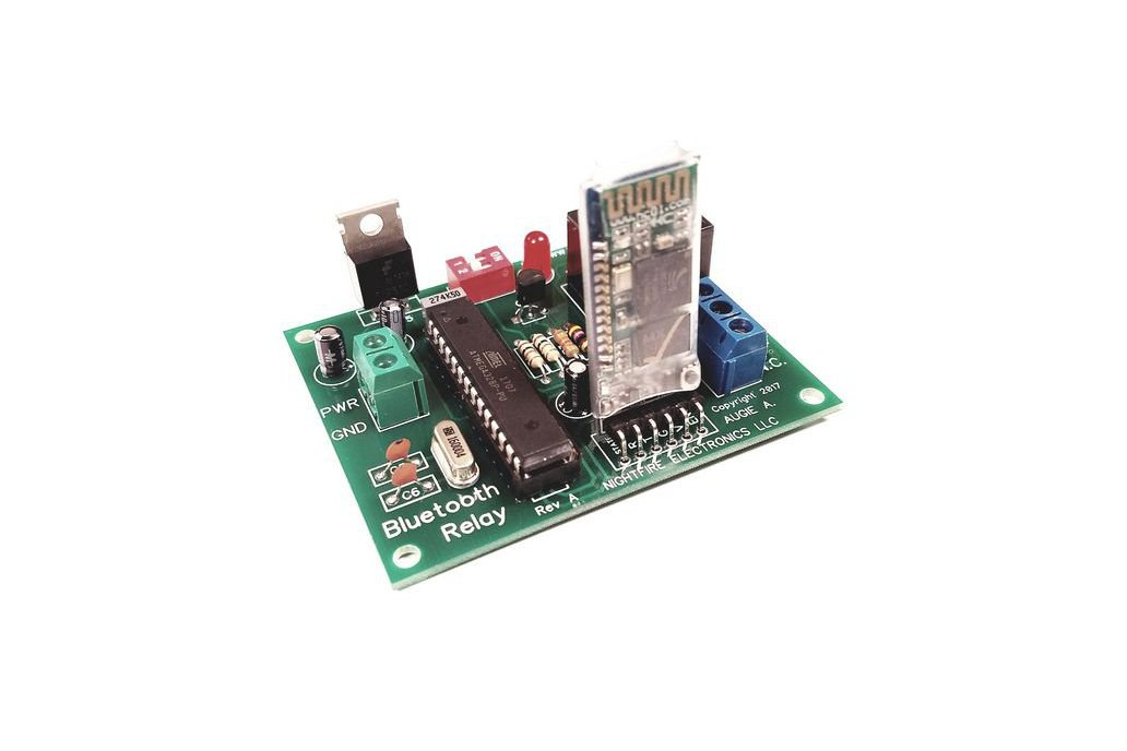 Arduino Bluetooth Relay Board Kit 1