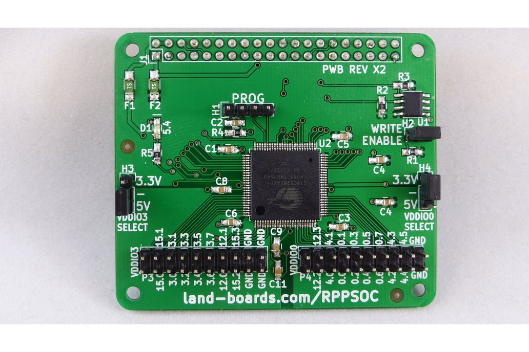 Programmable System on a Chip for the Raspberry Pi 1