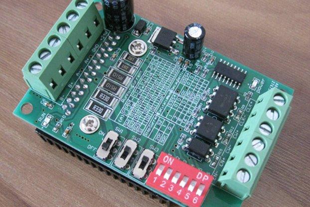TB6560 3A stepper motor drive module