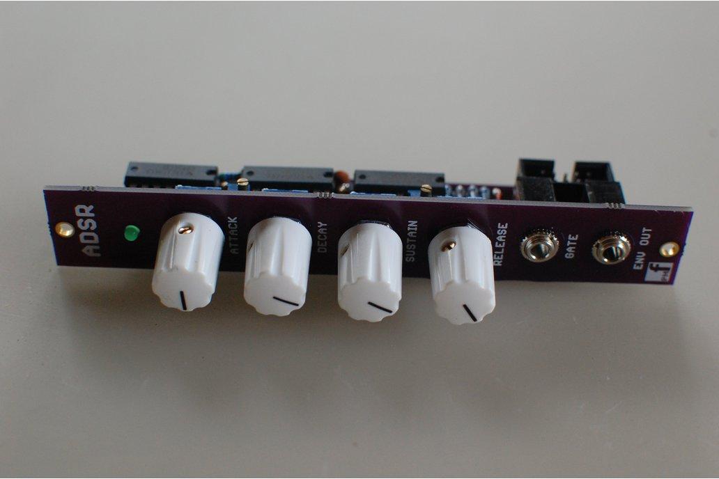 ADSR Envelope Shaper (Eurorack PCB Set) 3