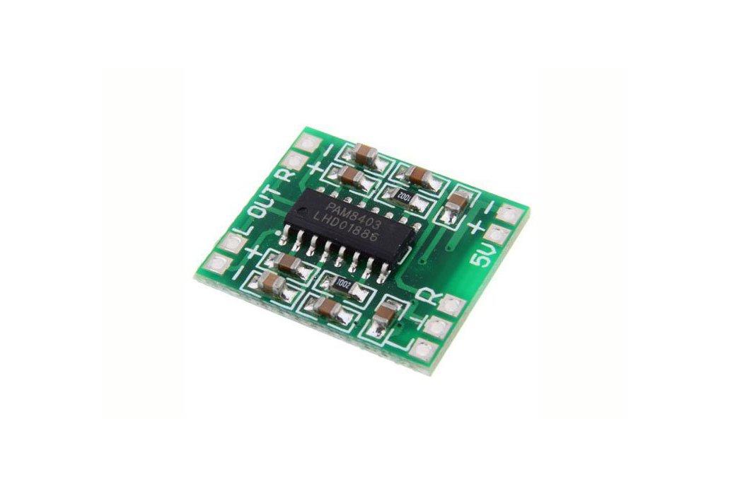 Mini Digital Amplifier Board 1