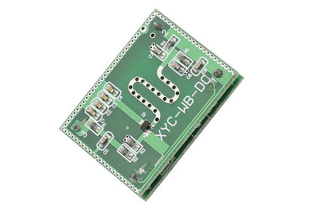 Microwave Radar Sensor Smart Switch(7740)