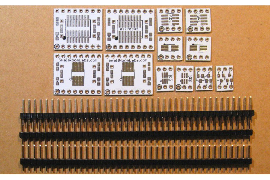 SMD Adapters - Set #1
