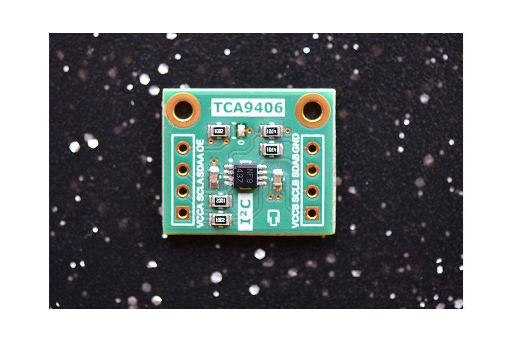 TCA9406  I2C Bidirectional 1-MHz Voltage-Level 1