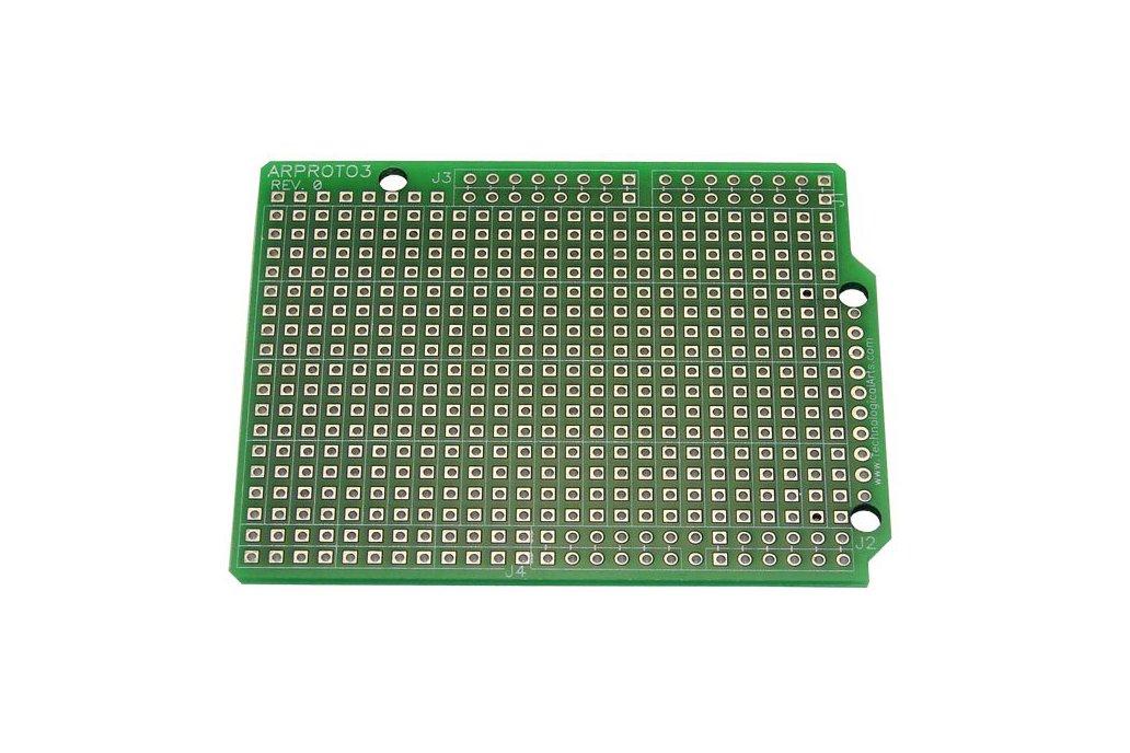 Arduino Prototyping Shield 3 1