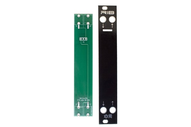 Ribbon Controller Touch Interface PCB/Panel