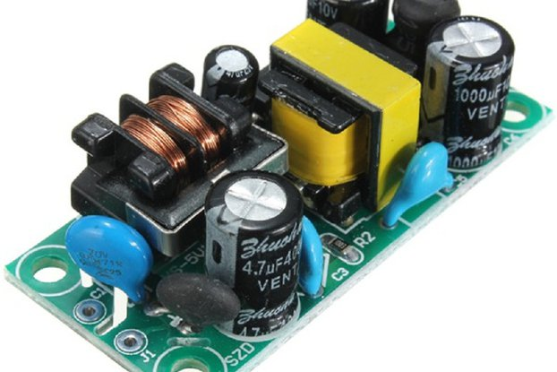5V 1A AC-DC Power Supply Step Down Module
