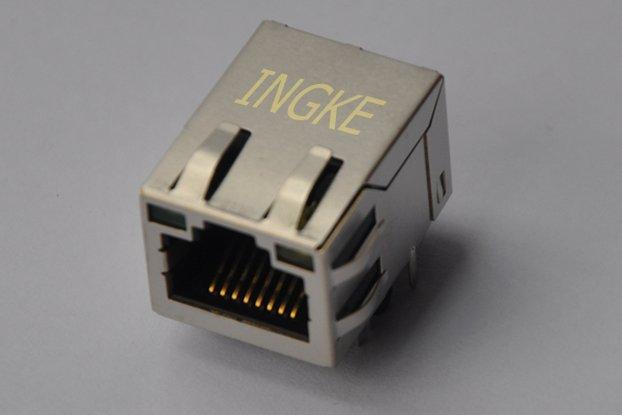 G10-1GHT-035  10G RJ45 Magnetic Modular Jacks