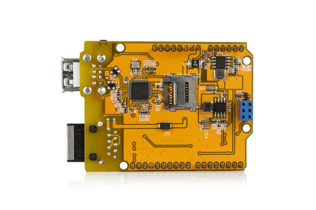 Arduino Yun Shield v2.4 4