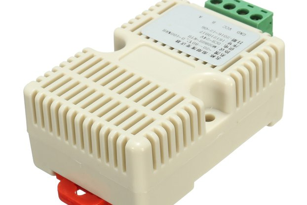RS485 Temperature and humidity transmitter