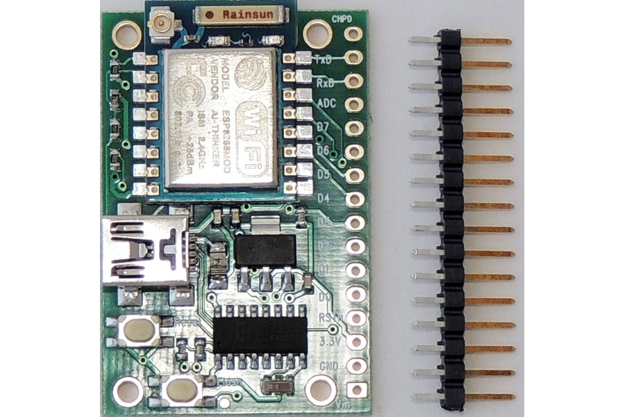 ESP8266 Breakout Board, Now with 1024K Flash