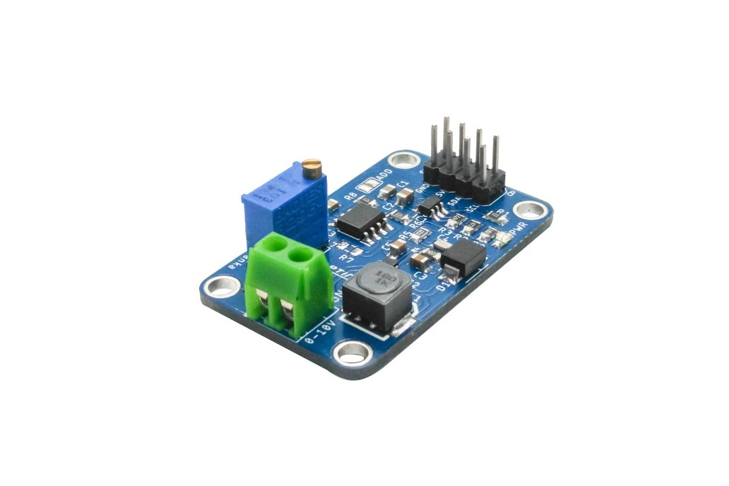 Aptinex I2C DAC Module 0-10V MCP4725 1