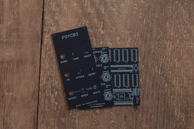 PSYC03 (panel and pcb)