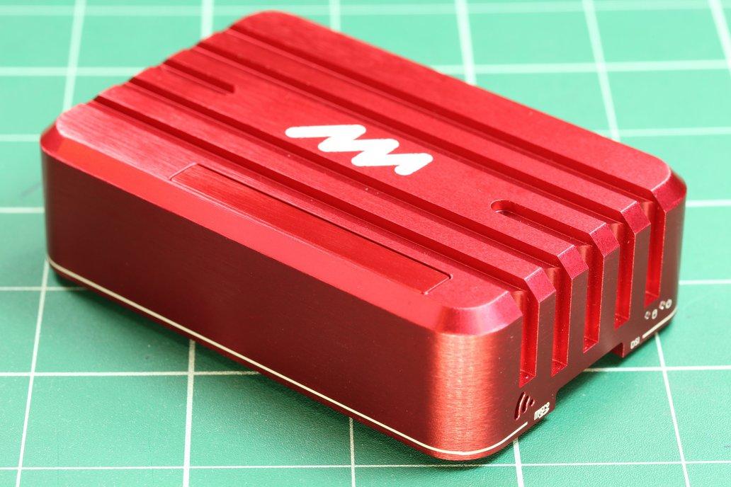 Aluminum Case for Raspberry Pi 3 4