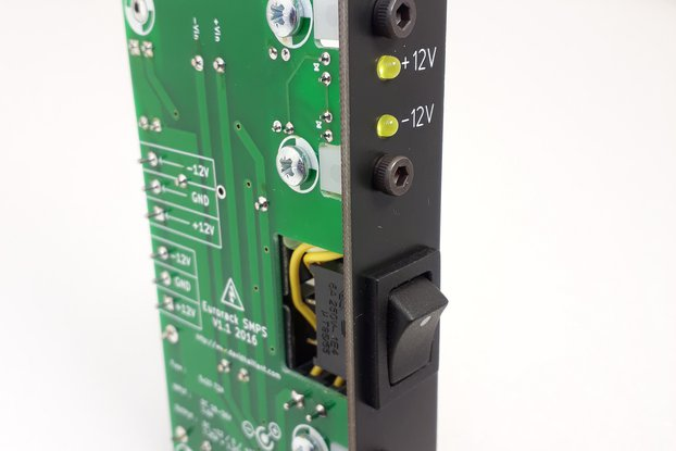 Eurorack Power Supply