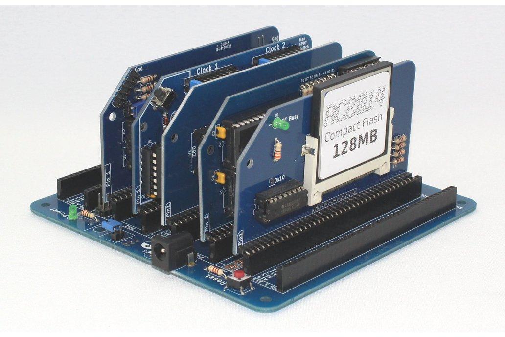 RC2014 ZED - Homebrew Z80 Computer Kit 5