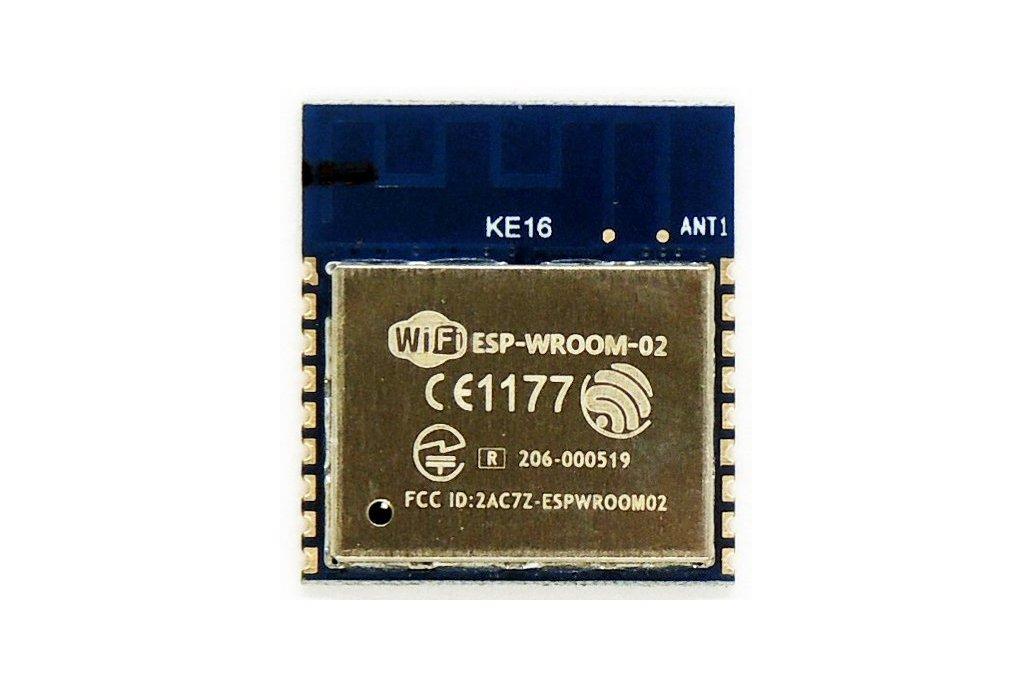 ESP-WROOM-02 1