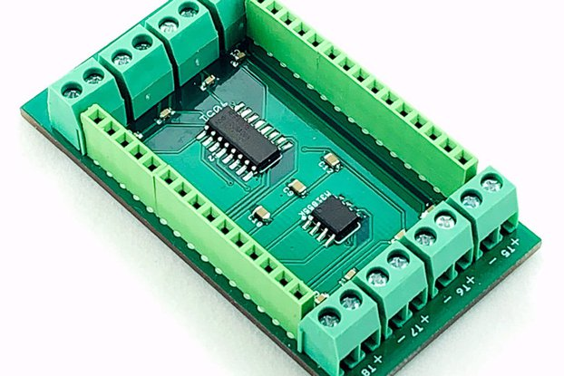 WiFi Thermocouple Multiplexer Shield