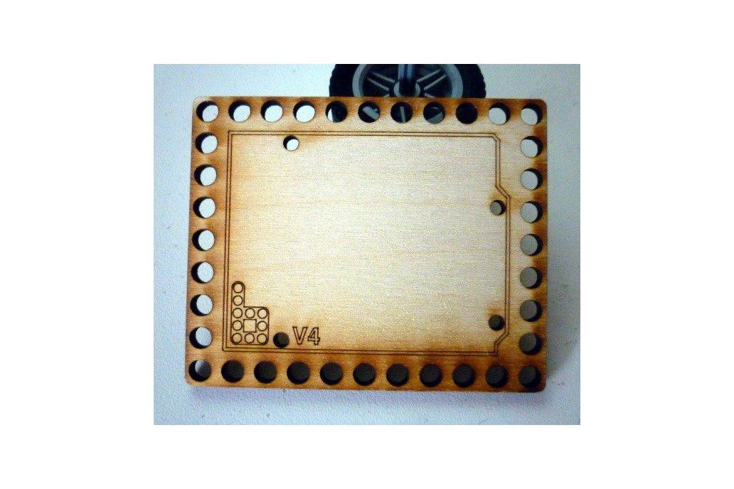 Bricktronics Arduino Mounting Plate 1