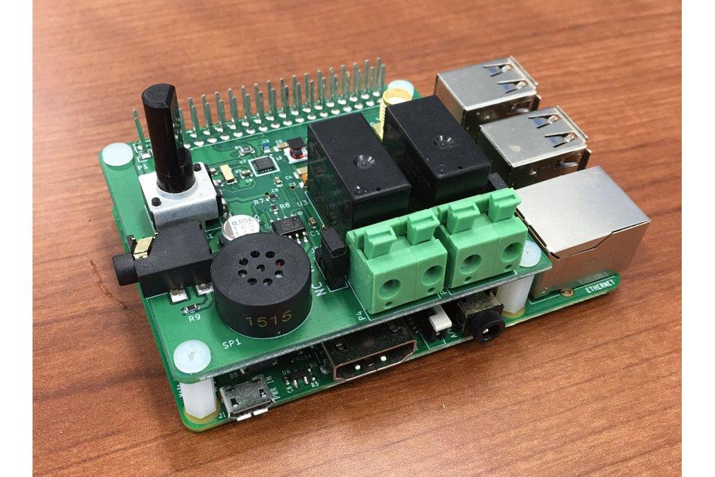 Raspberry Pi  NOAA Weather Receiver / SAME Decoder 1