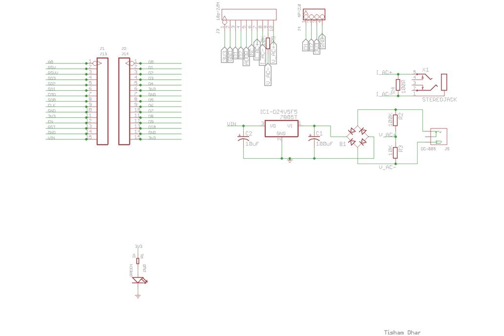 NodeMCU Energy Monitor (PCB/Kit) 6