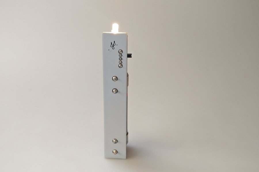 Single LED Joule Thief Candle