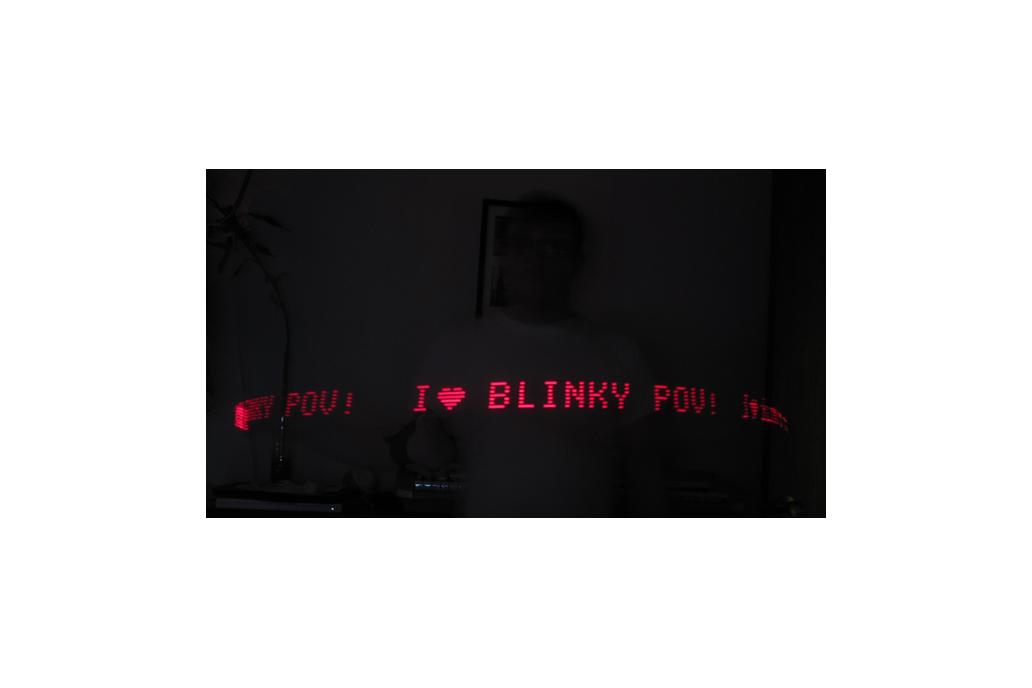 Blinky POV 1