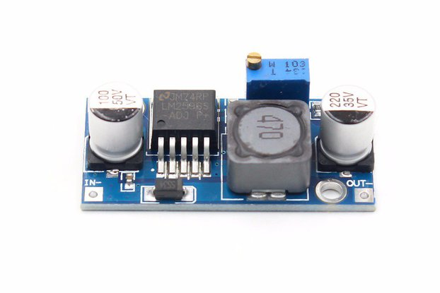 LM2596 LM2596S DC-DC step-down module