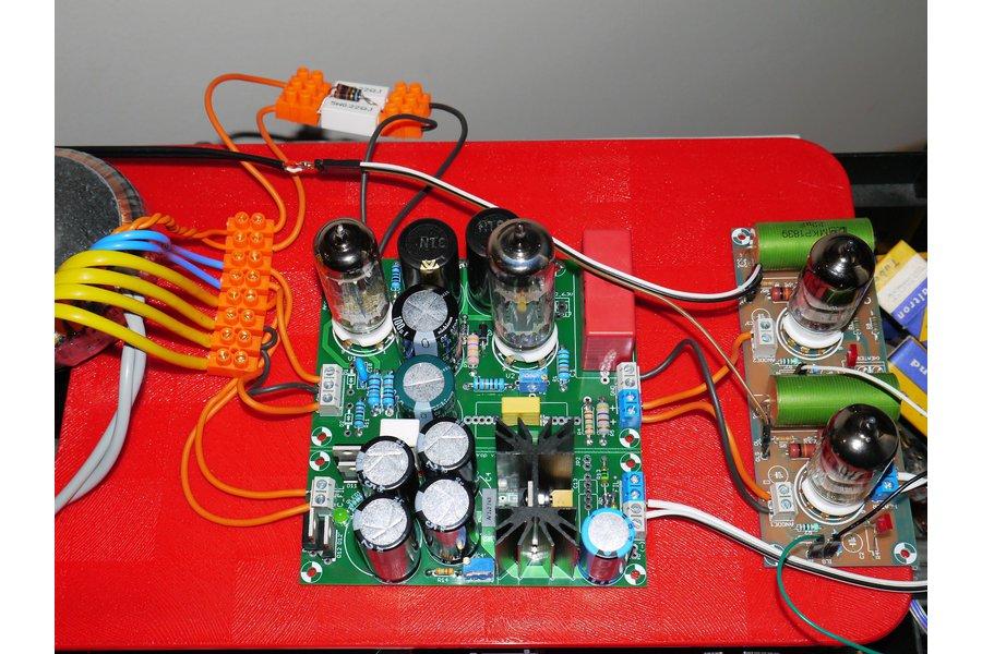 PCB Full Tube Anode Power Supply Shunt Regulator