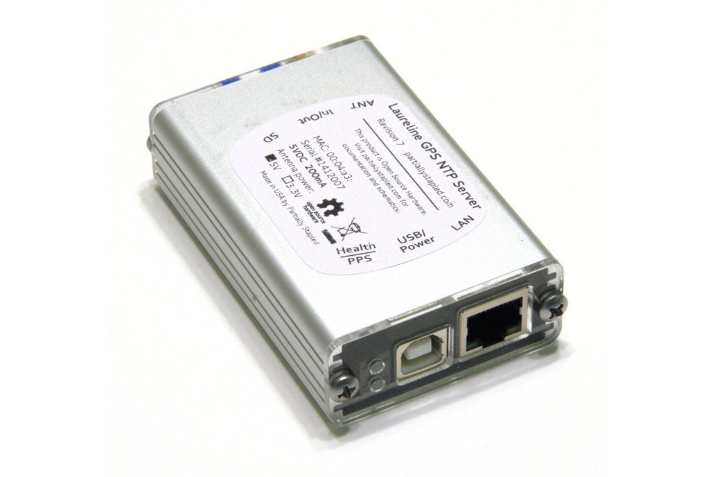 Laureline GPS NTP Server 1