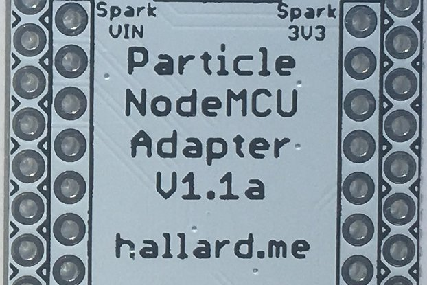 NodeMCU PCB adapter for Remora