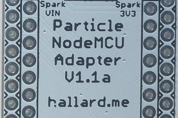 NodeMCU PCB adapter for Remora