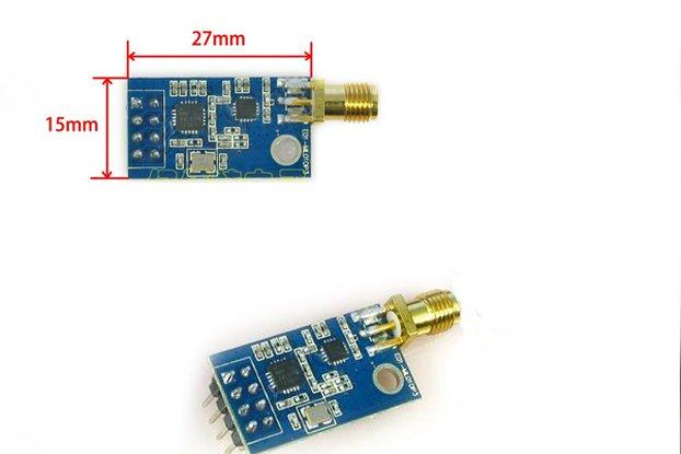 2pc 1100M 2.4GHz wireless transceiver module