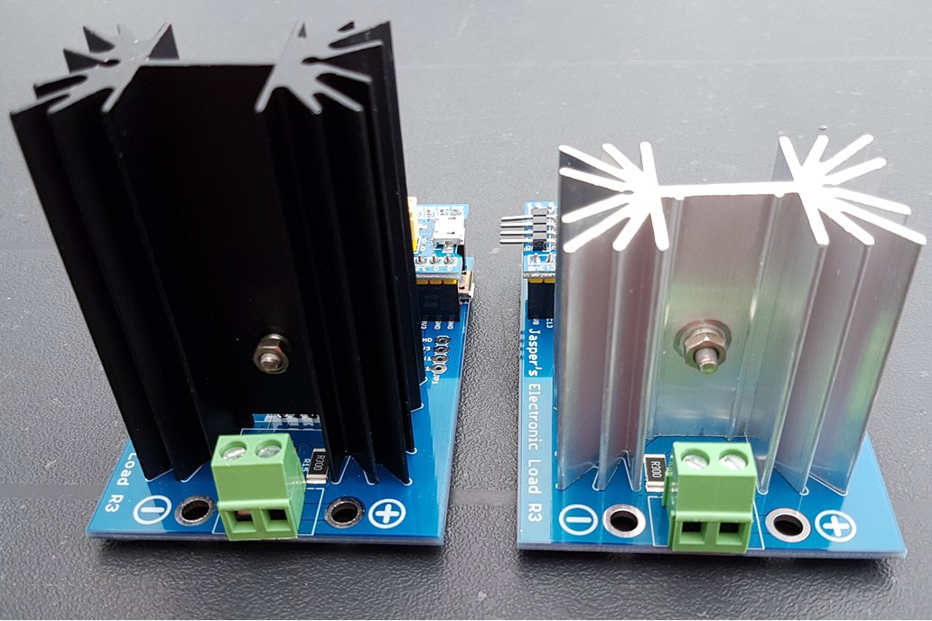 Arduino Electronic Load R3 5