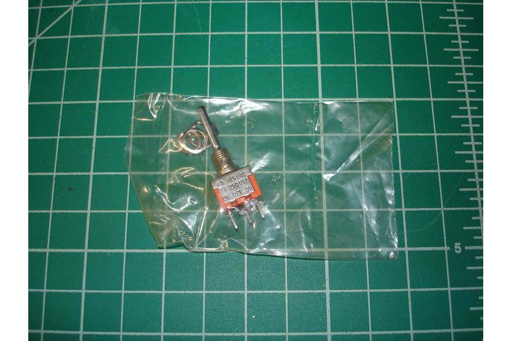 American STI-3 Momentary Switch for Altair 8800B 2