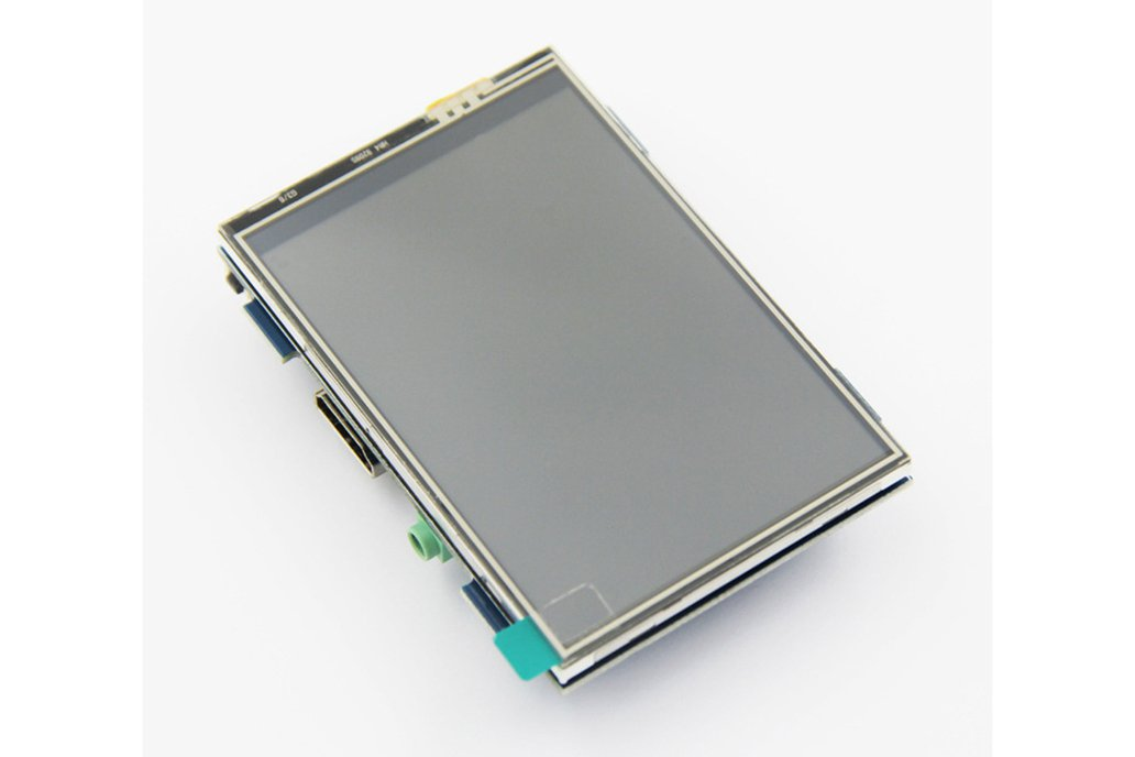 3.5 inch Raspberry Pi LCD Display Touch Screen 1