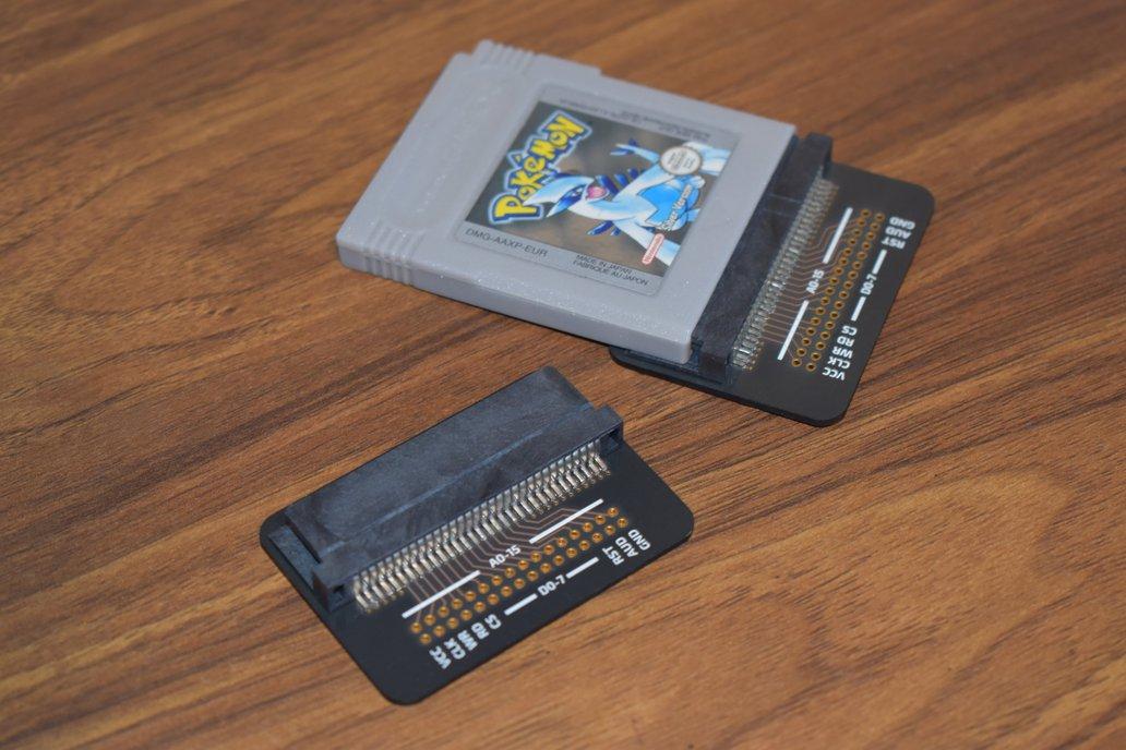 Cartridge Breakout Board for Gameboy (Seconds) 1