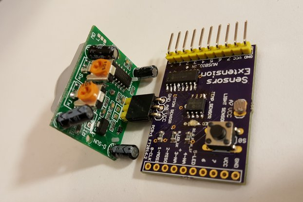Nusbio Sensors Extension