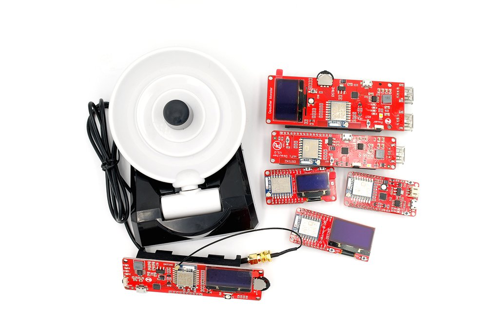 DSTIKE 10dB Directional Antenna ESP07/ESP32-Wrover 5