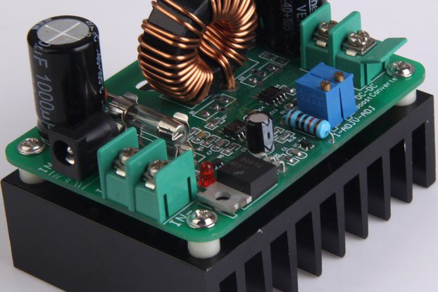POWER SUPPLY  10-60V to 12-80V or Power LED driver