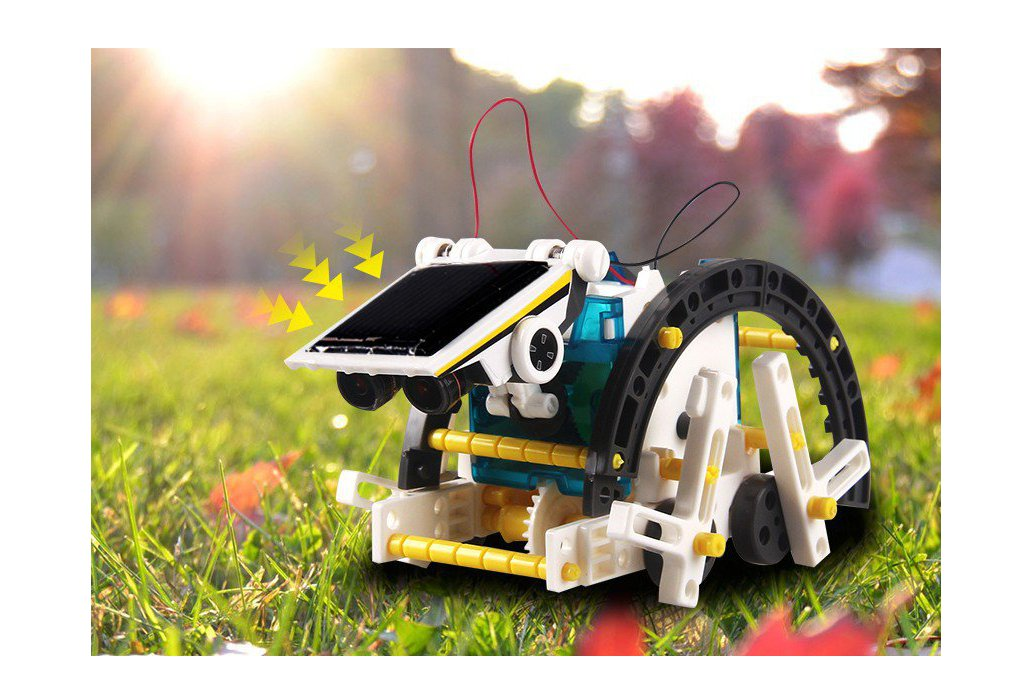 Solar Robot 1