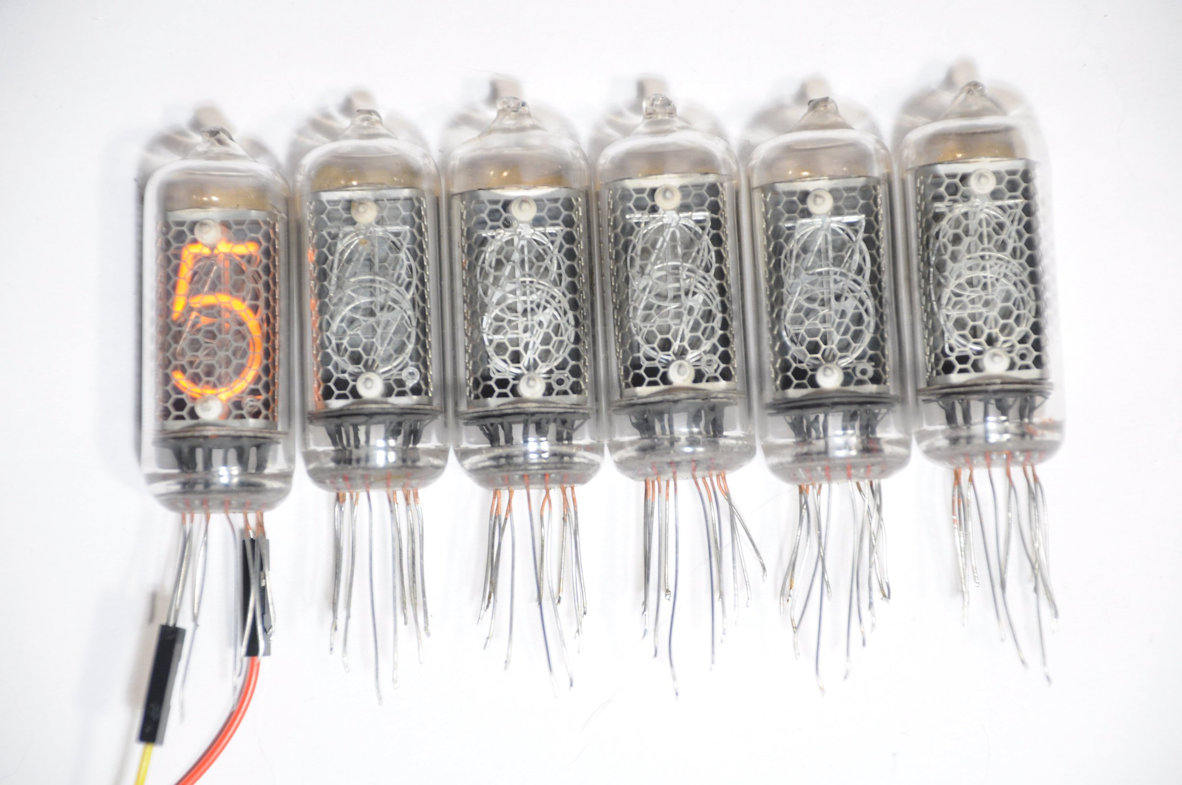 In 8 2 Rare Ussr Nixie Tube For Clock From Radiomuza On Tindie Circuit 6