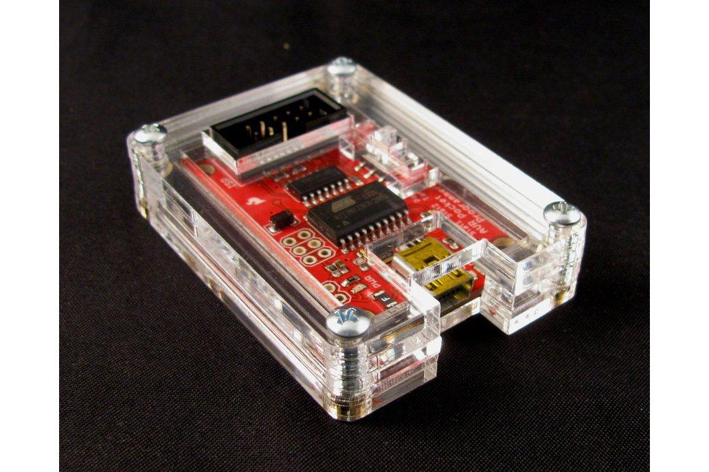 AVR Pocket Programmer Case 1