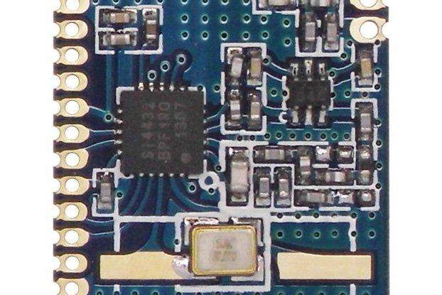 2PCS RF4432 433MHz FSK RF module