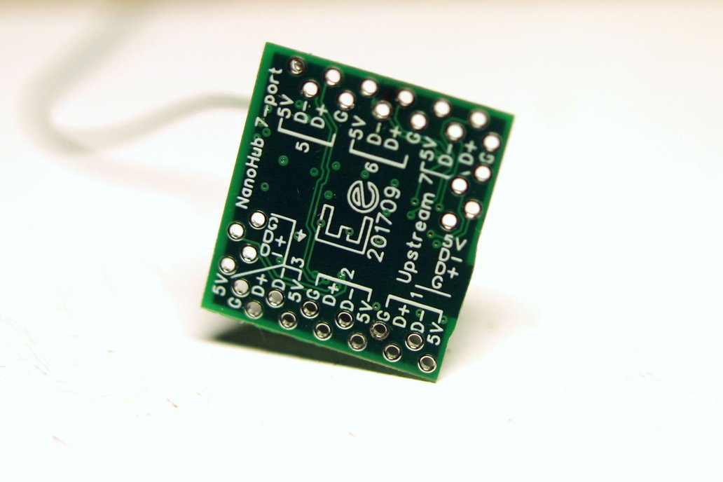 7-port NanoHub 2