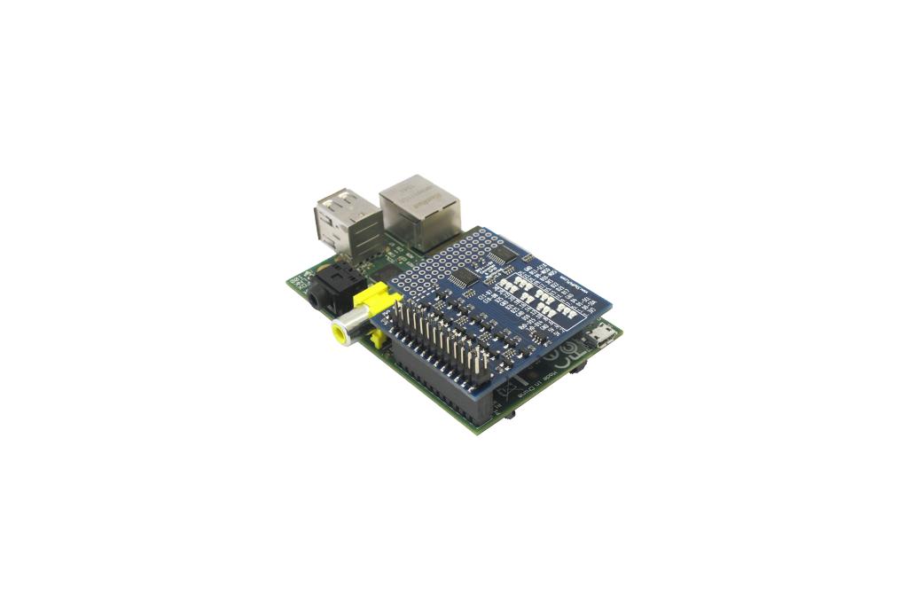 ConvertPi: RPi GPIO Level Converter & Monitoring 1