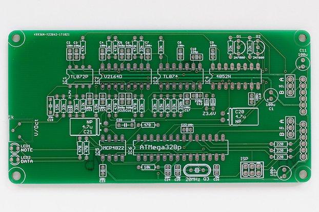 Ambika SVF Voicecard PCB